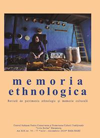 Memoria ethnologica vol. 76-77