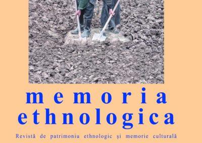 Memoria ethnologica vol. 74-75