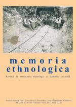 Memoria Ethnologica vol. 66-67