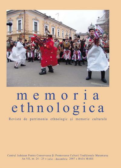 Memoria Ethnologica vol. 24-25