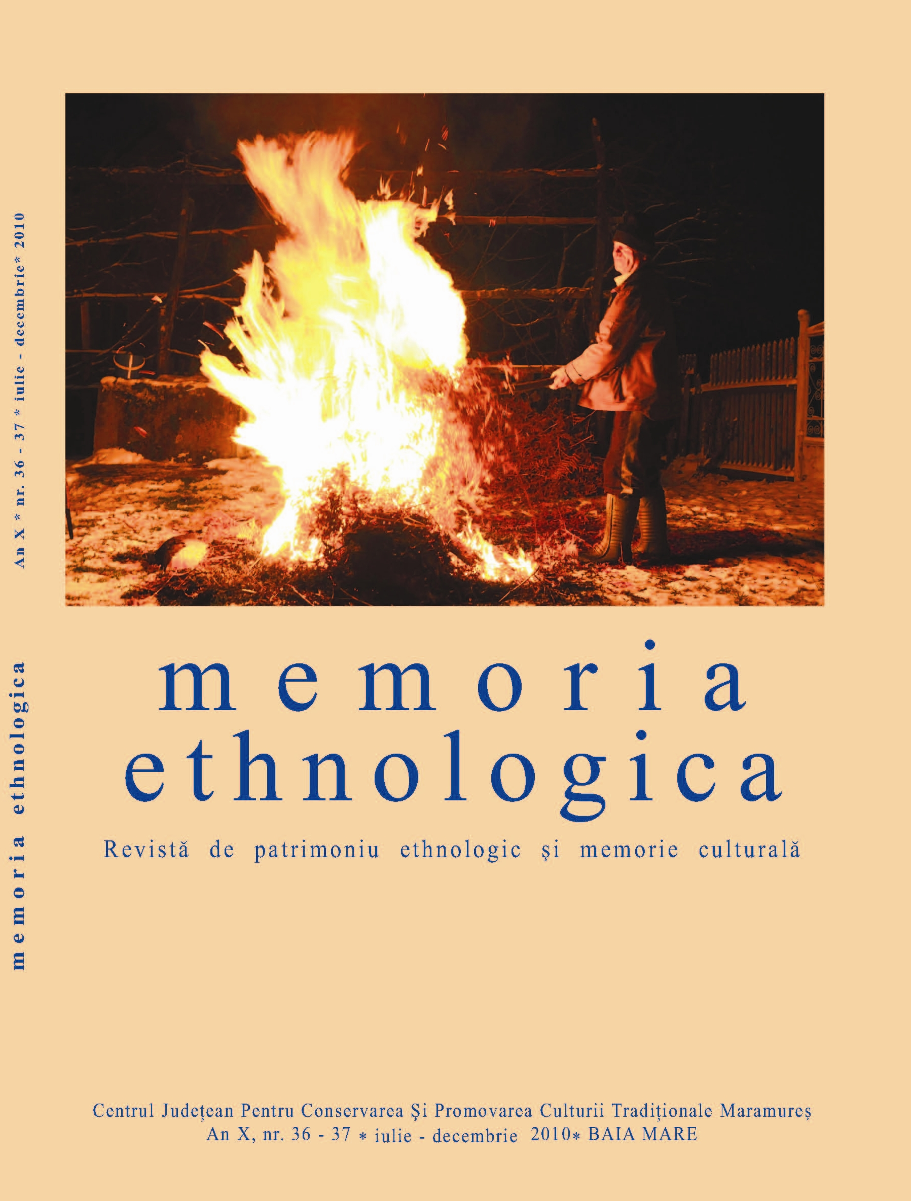 Memoria Ethnologica vol. 36-37