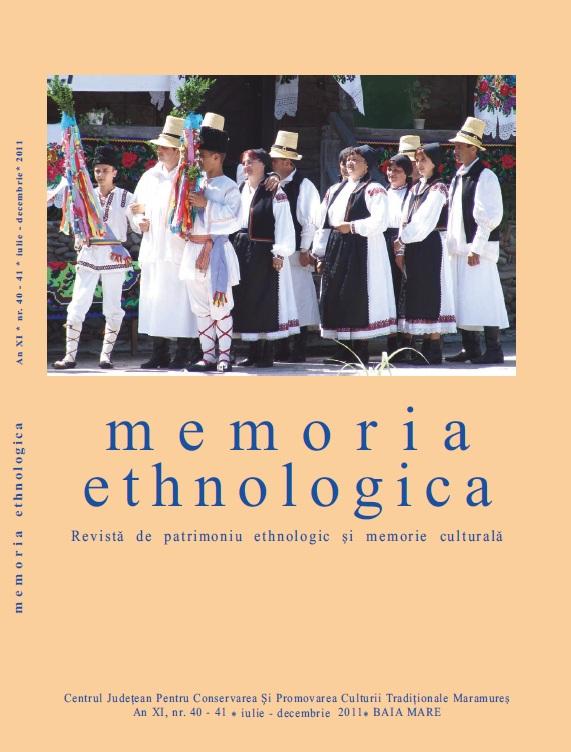 Memoria Ethnologica vol. 40-41
