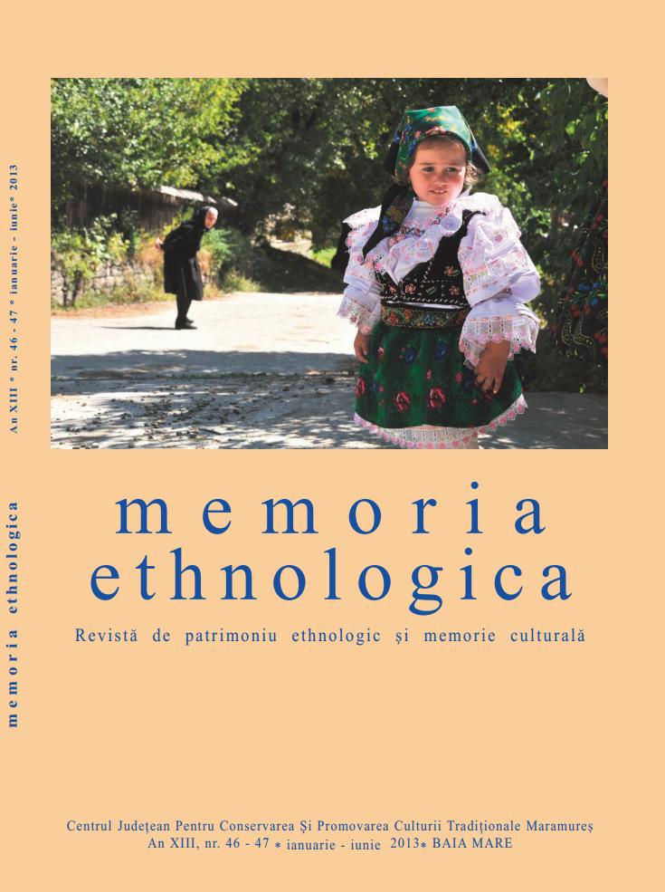 Memoria Ethnologica vol. 46-47