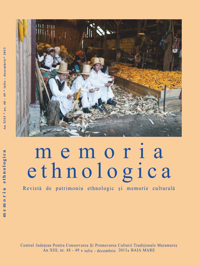 Memoria Ethnologica vol. 48-49
