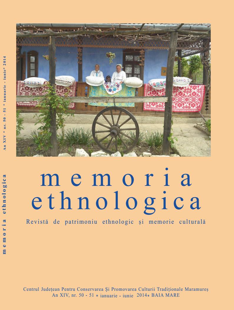 Memoria Ethnologica vol. 50-51