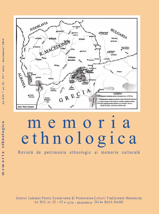 Memoria Ethnologica vol. 52-53