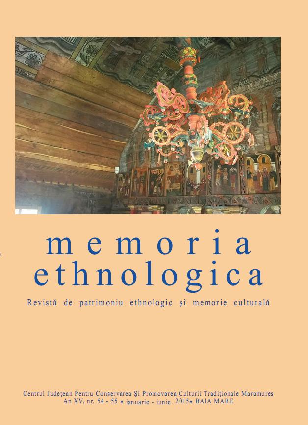 Memoria Ethnologica vol. 54-55