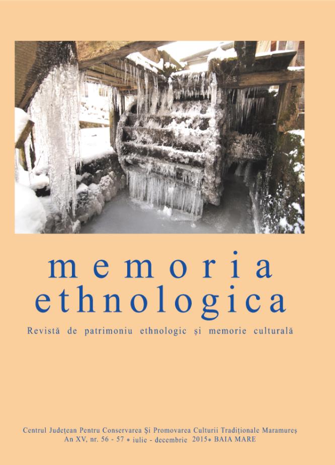 Memoria Ethnologica vol. 56-57