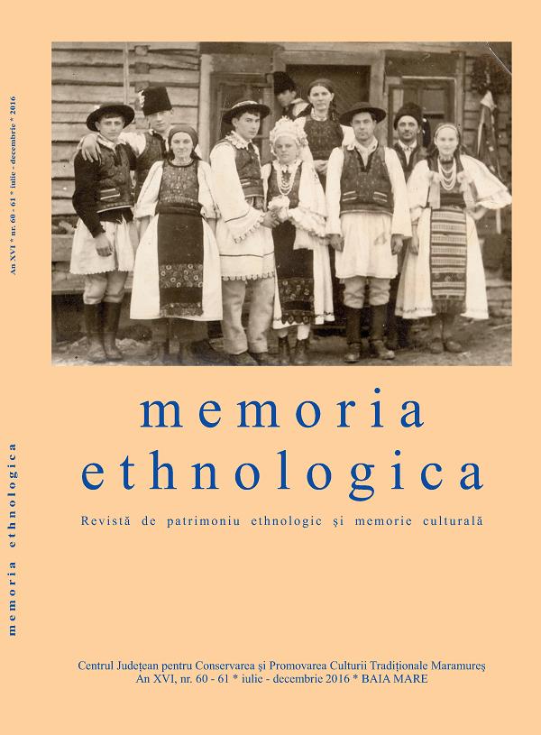 Memoria Ethnologica vol. 60-61